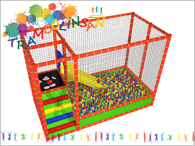 1235 - Fileli Top Oyun Havuzu (Soft Play)
